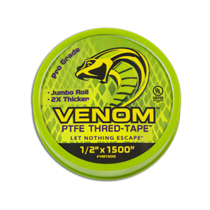 Container of Venom PTFE Thred-Tape